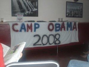 Camp Obama