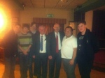 Warwick Labour with John Healey MP