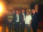 Warwick Labour with John Healey MP
