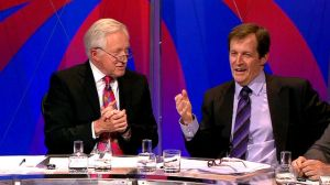 Alastair Campbell on Question Time, January 2010