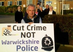 James Plaskitt for Warwickshire PCC