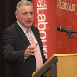vernon coaker labour shadow northern ireland secretary troubles