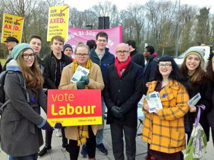 Labour at the UCU Strike