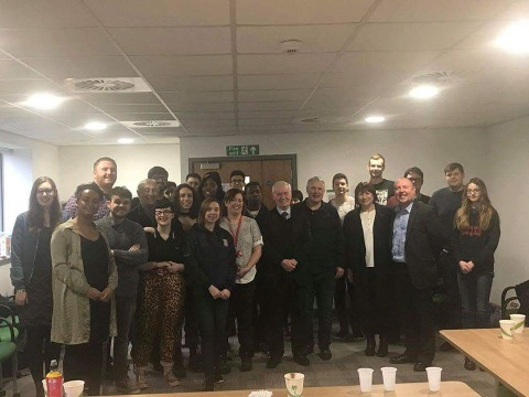 Coventry Young Labour Launch